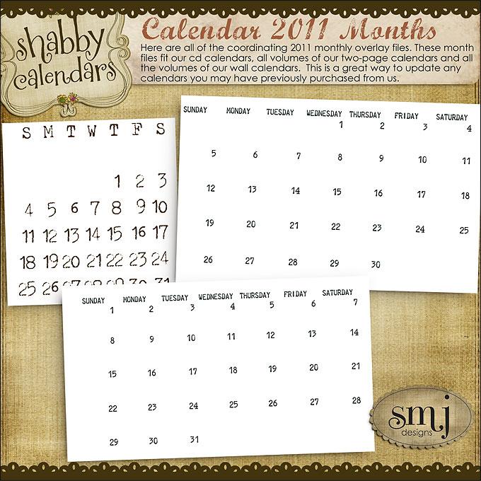 SMJ_Preview_Calendars_2011_Months
