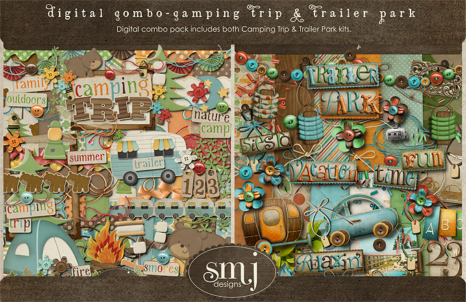 Camping_Trailer_Combo