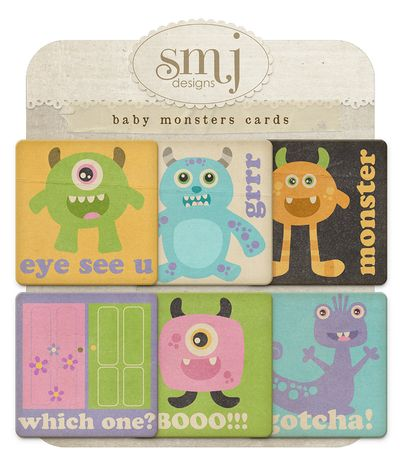 SMJ_Preview_Baby_Monsters_Cards
