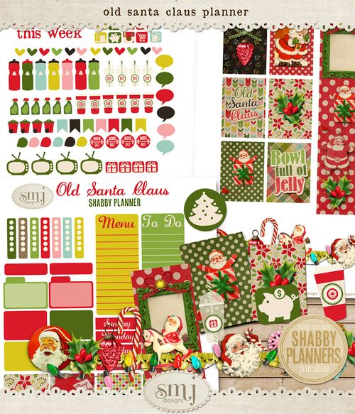 SMJ_Preview_Shabby_Planner_Old_Santa_Claus_02