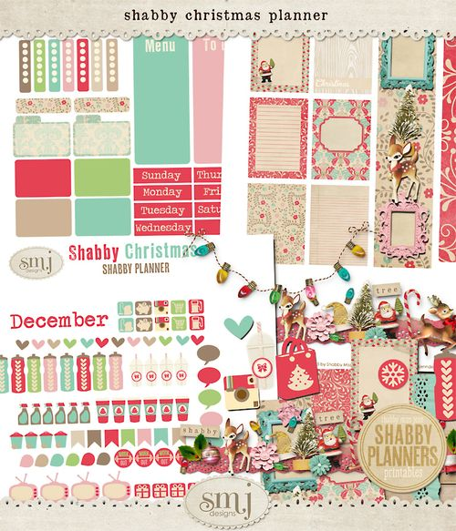 SMJ_Preview_Shabby_Planner_Shabby_Christmas_01