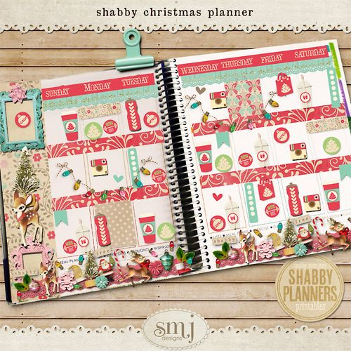 SMJ_Preview_Shabby_Planner_Shabby_Christmas_02