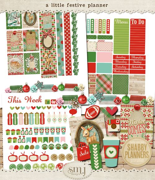 SMJ_Preview_Shabby_Planner_A_Little_Festive_01