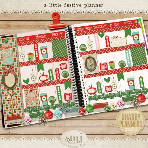 SMJ_Preview_Shabby_Planner_A_Little_Festive_02