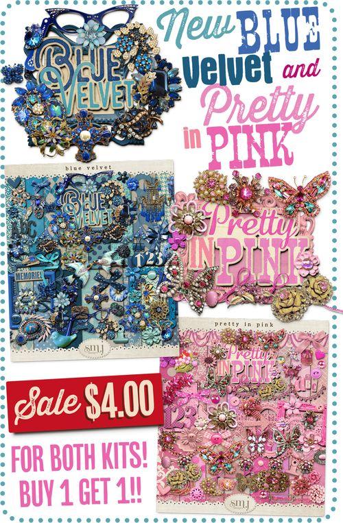 PinkBlueSale